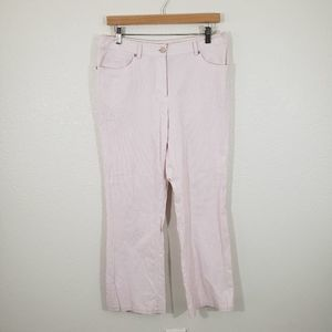 Gianni Bini Women's Pink Pants Size 10
